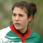 Giorgia Durante dalla nazionale di rugby all'Africa